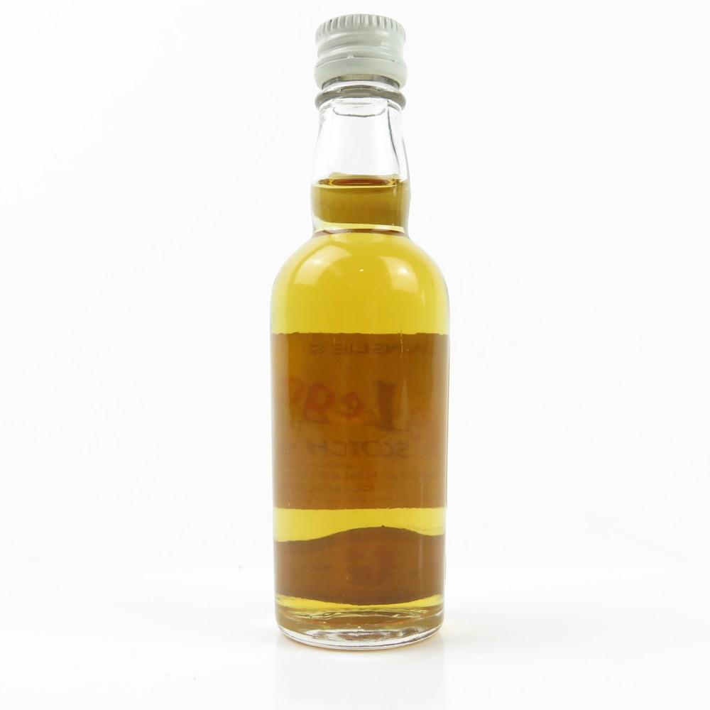Ainslie's Kings Legend Finest Scotch Whisky Miniature 1960s