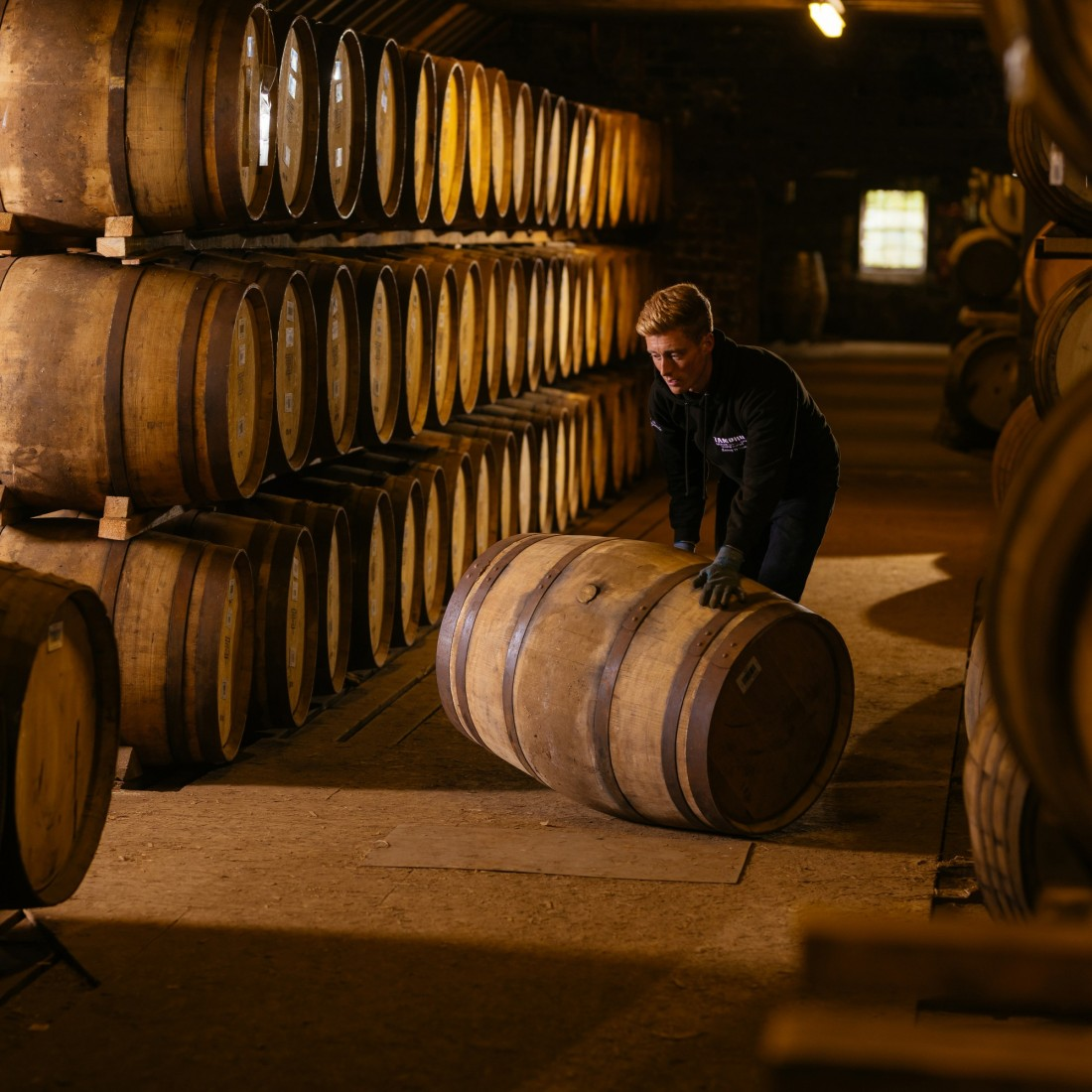 Tour of Tamdhu Distillery and One Night's Stay at Dowan's Hotel for 2 People / Charity Lot