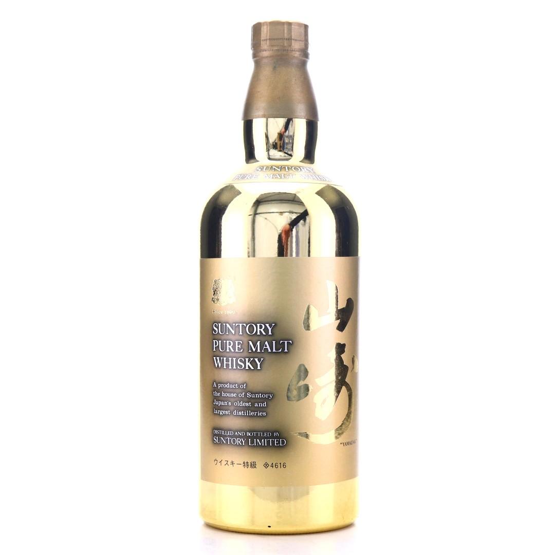 Yamazaki Suntory Pure Malt 12 Year Old / Gold Bottle