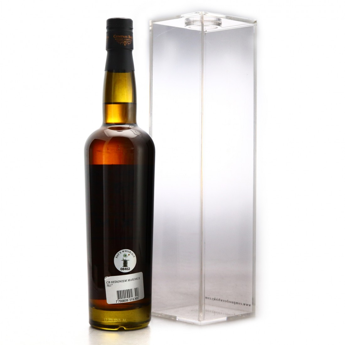 Compass Box Hedonism Maximus / LMDW