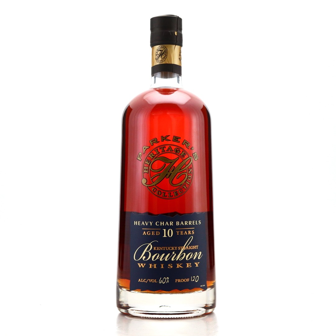 Parker's Heritage Collection 10 Year Old Heavy Char Barrel Bourbon