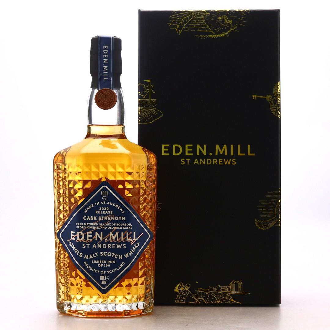 Eden Mill Single Malt 2020 Release