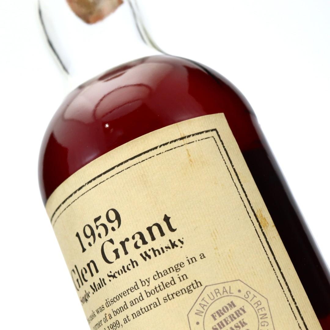 Glen Grant 1959 Samaroli Sherry Cask
