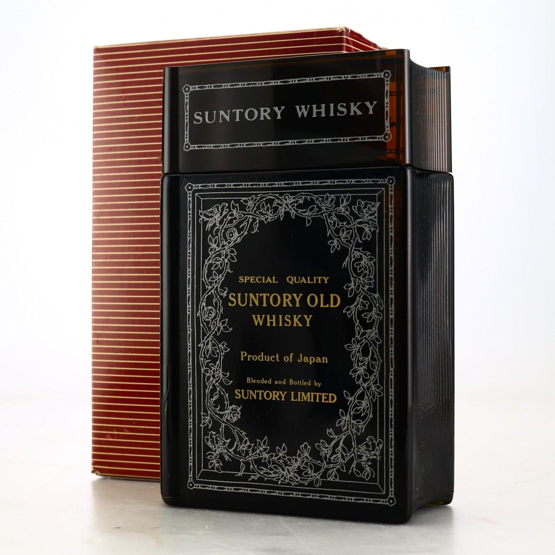 Suntory Royal Book Decanter 66cl