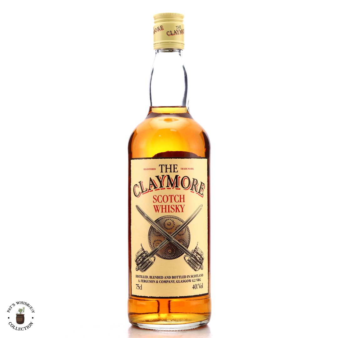 The Claymore Scotch Whisky 1980s
