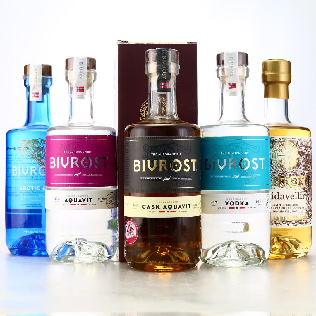 Bivrost Spirits 5 x 50cl