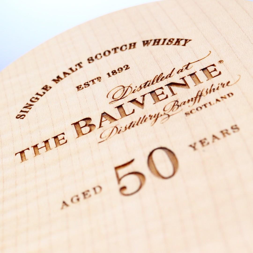 Balvenie 1963 Single Cask 50 Year Old #4570