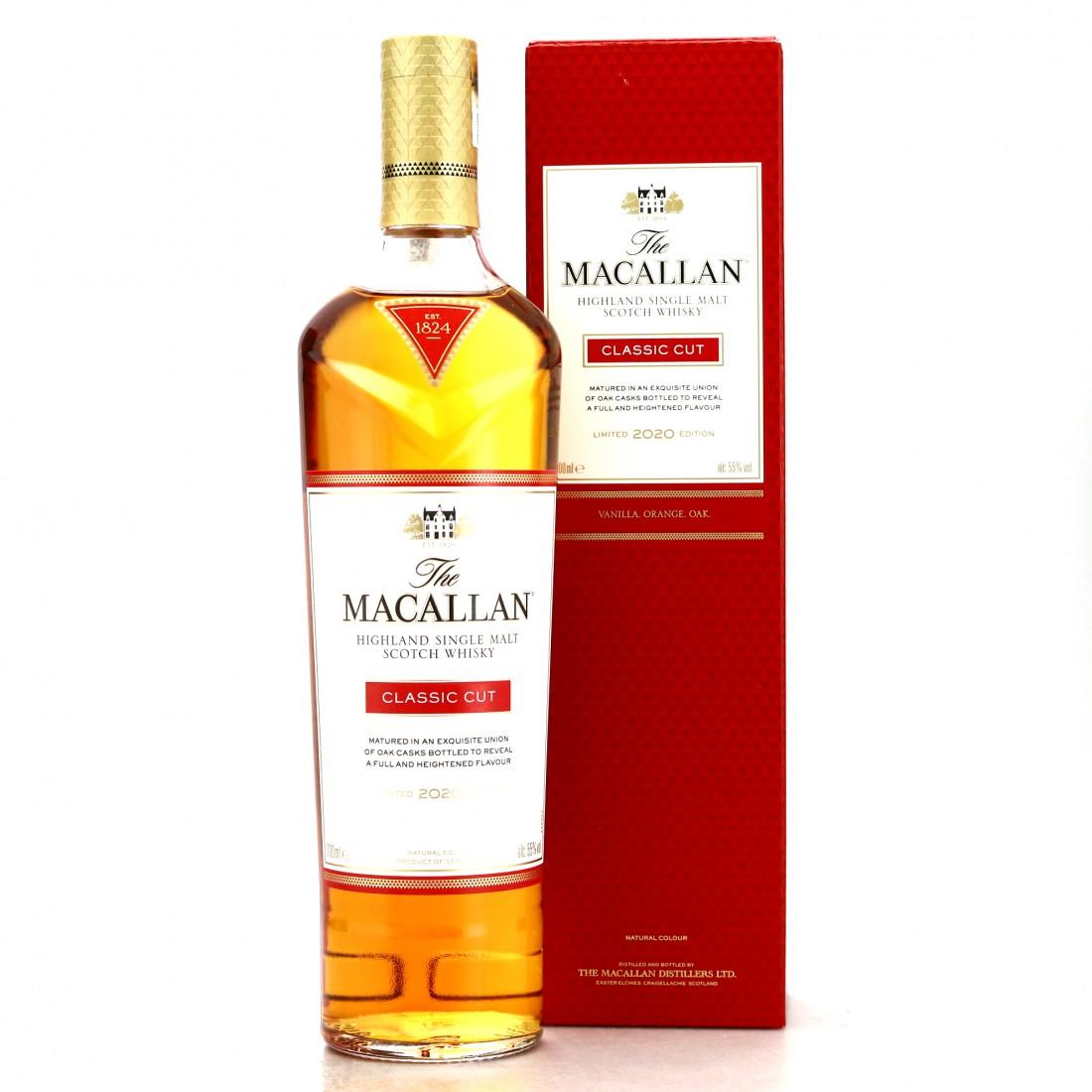 Macallan Classic Cut 2020 Release