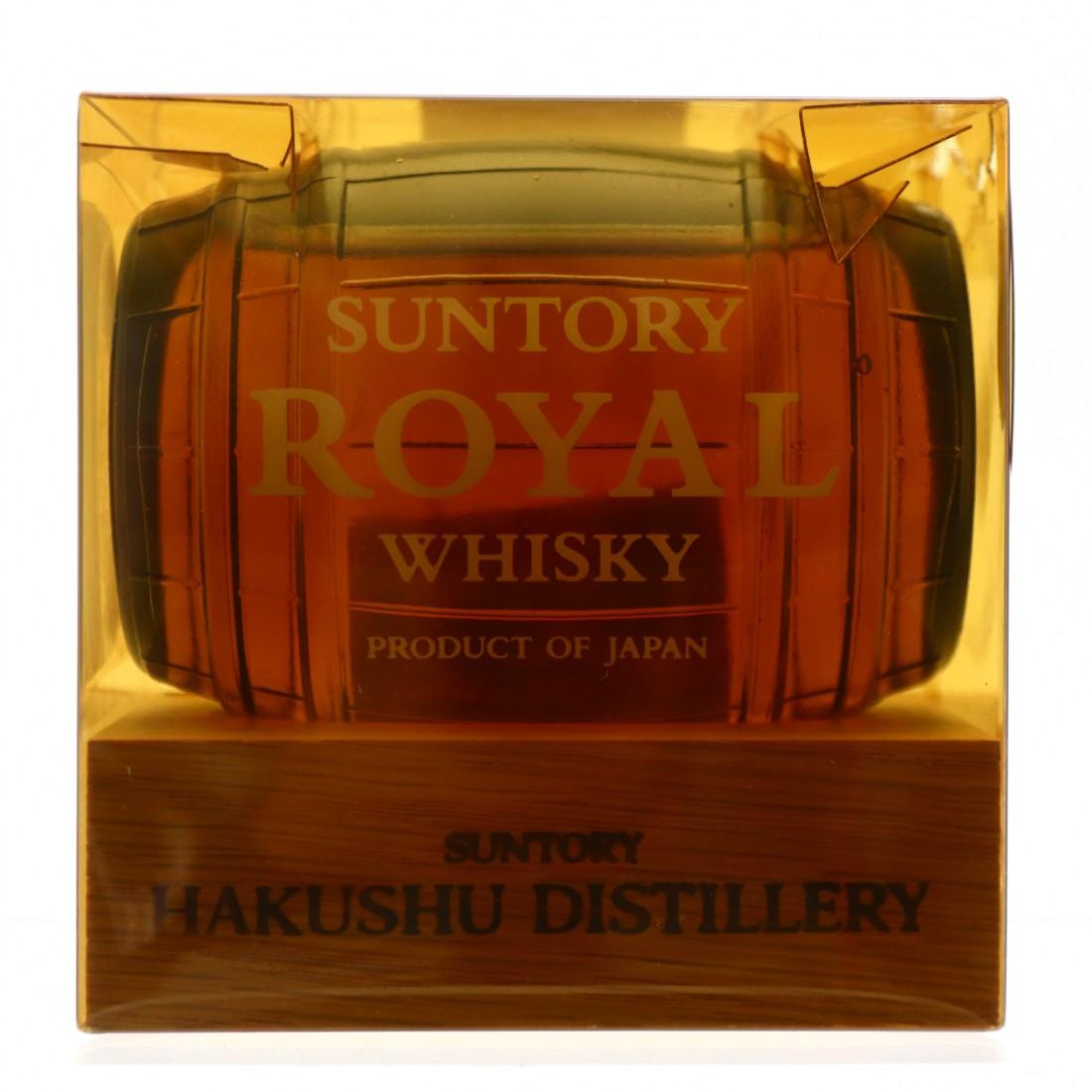 Suntory Royal Barrel 15cl