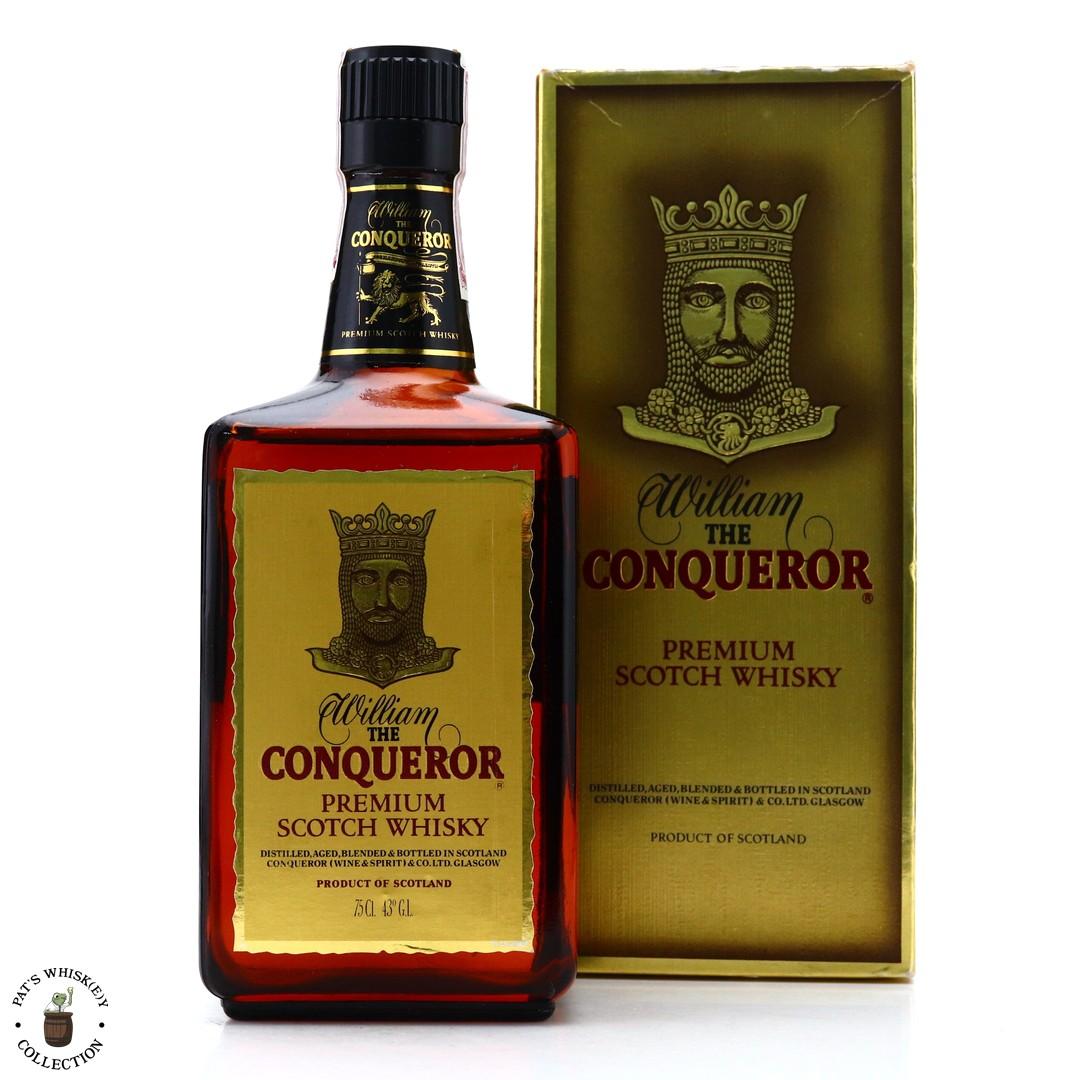 William the Conqueror Scotch Whisky 1980s