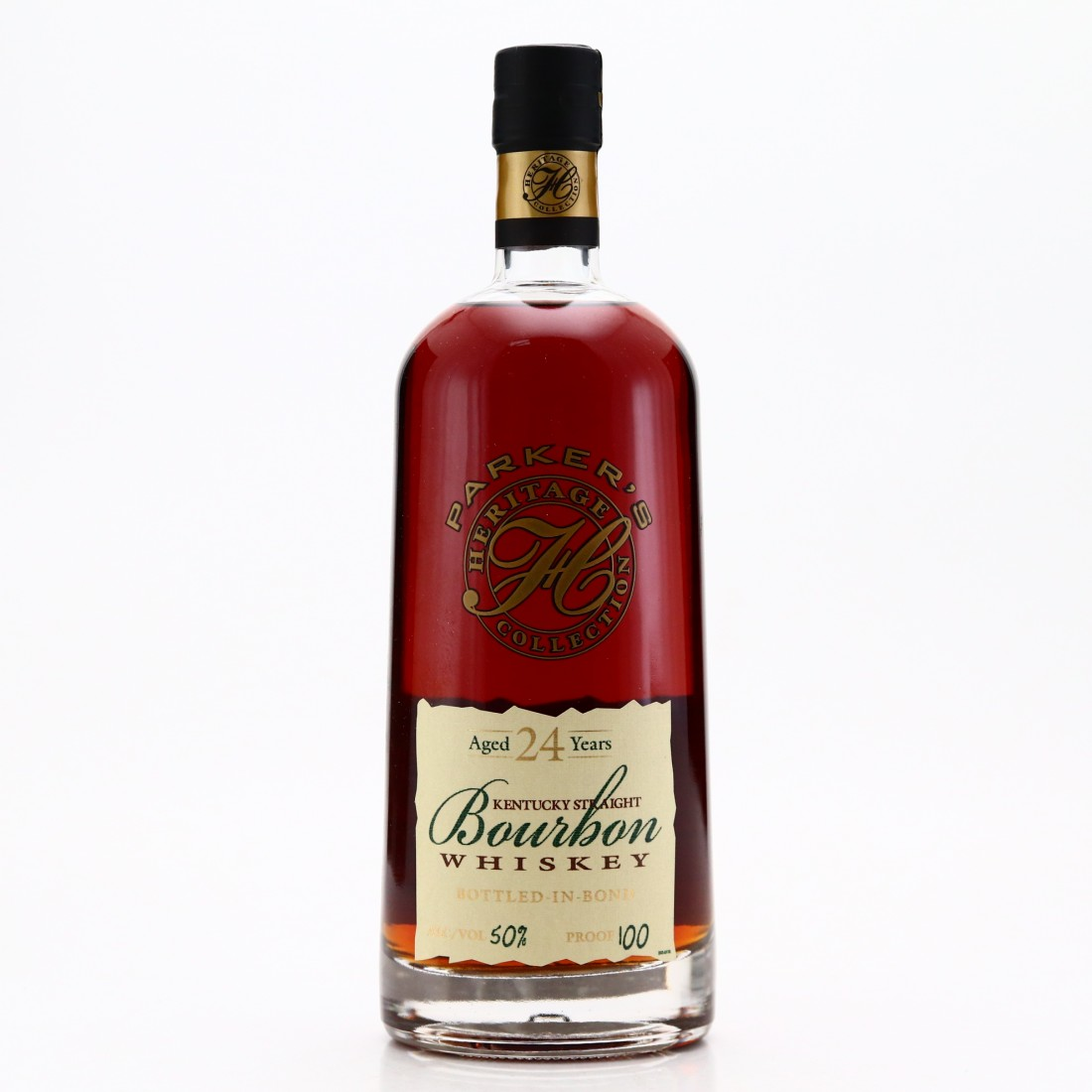 Parker's Heritage Collection 24 Year Old Bottled in Bond Bourbon
