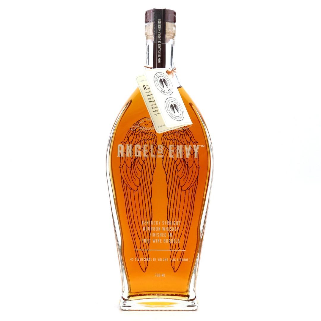 Angels Envy Bourbon Port Barrel Finish