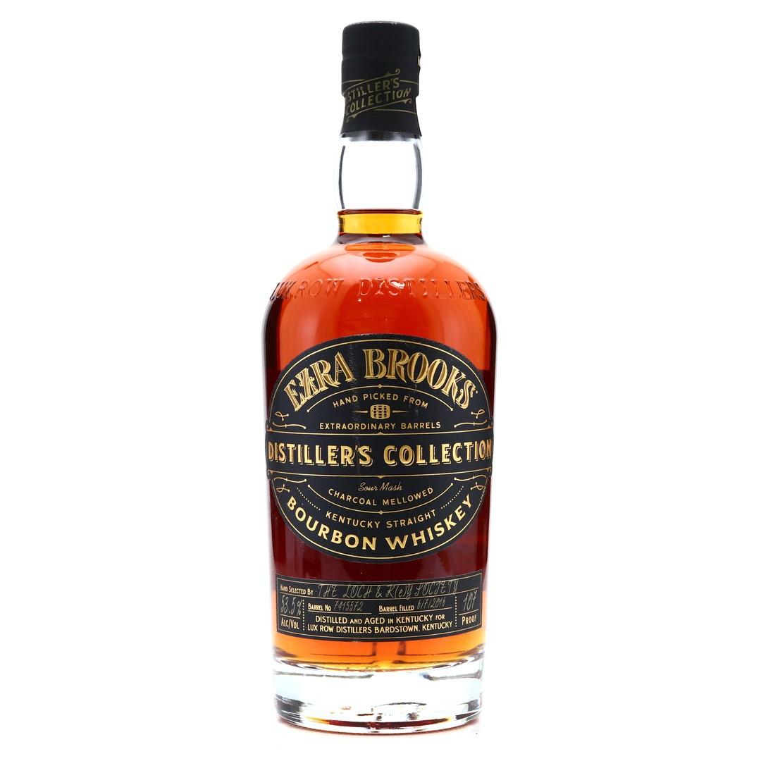 Ezra Brooks 2016 Distiller's Collection Single Barrel #7415572 / Loch & Key