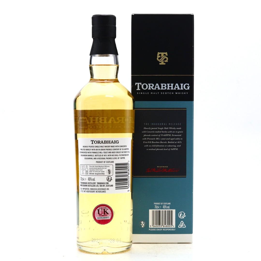 Torabhaig 2017 The Legacy Series / Inaugural Release
