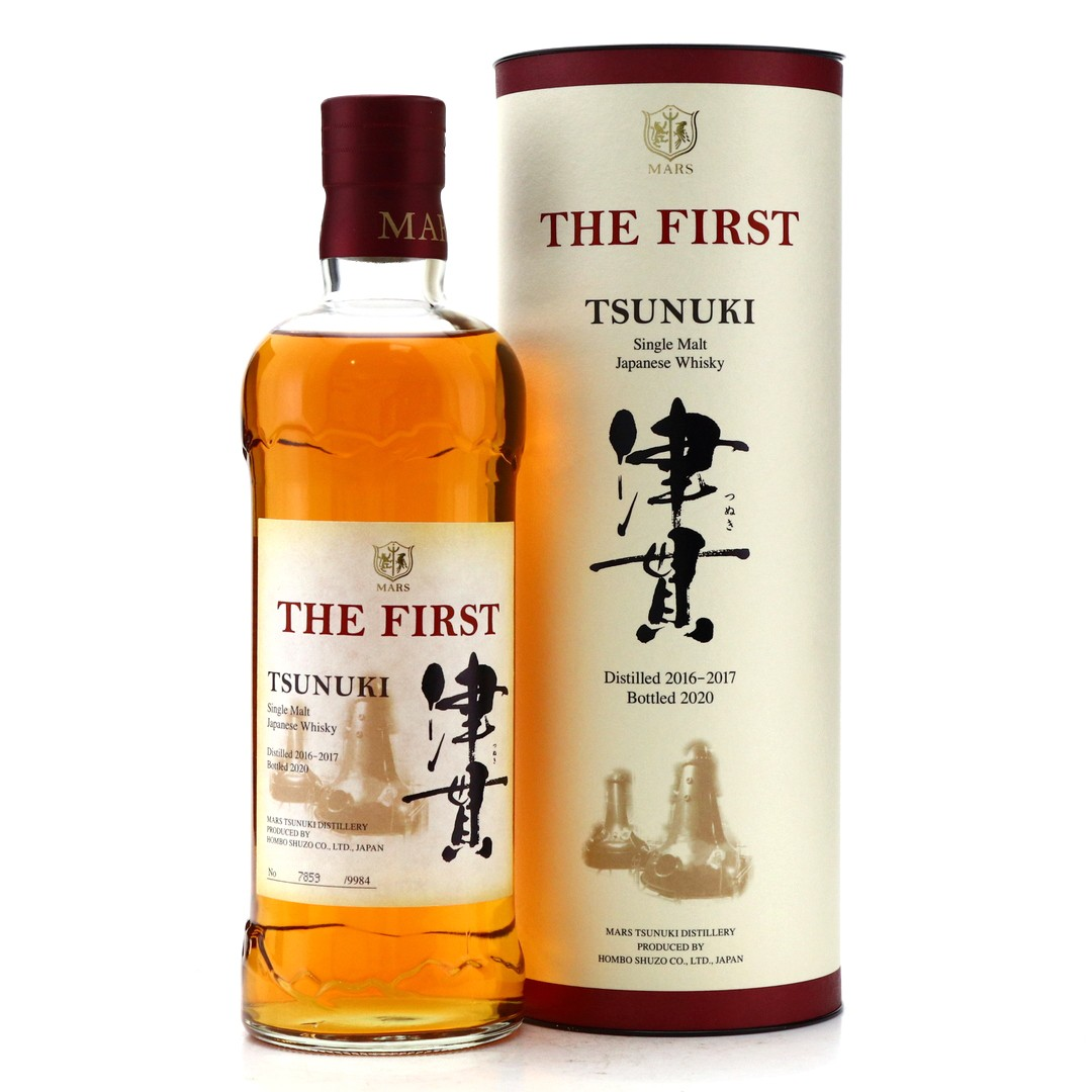 Tsunuki The First