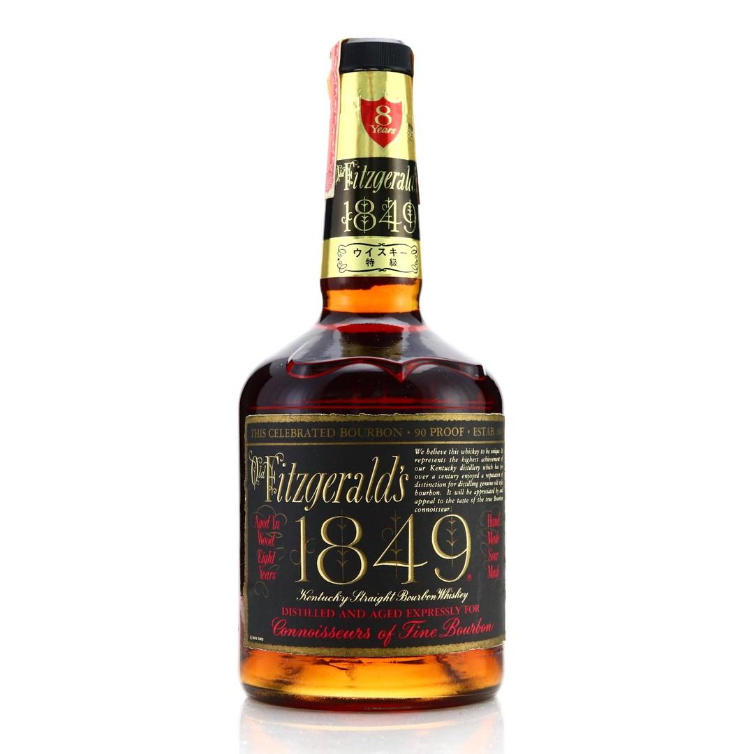 Old Fitzgerald '1849' 8 Year Old 1987 / Stitzel-Weller
