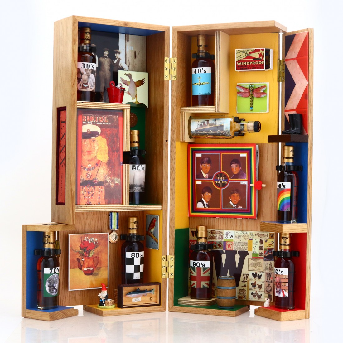 Macallan Blake @ LXXX Eight Decades Collection