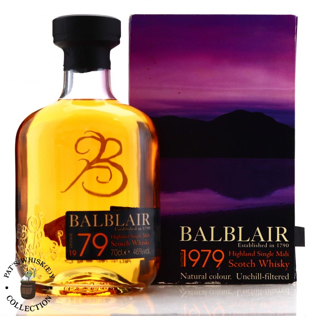 Balblair 1979 1st Release