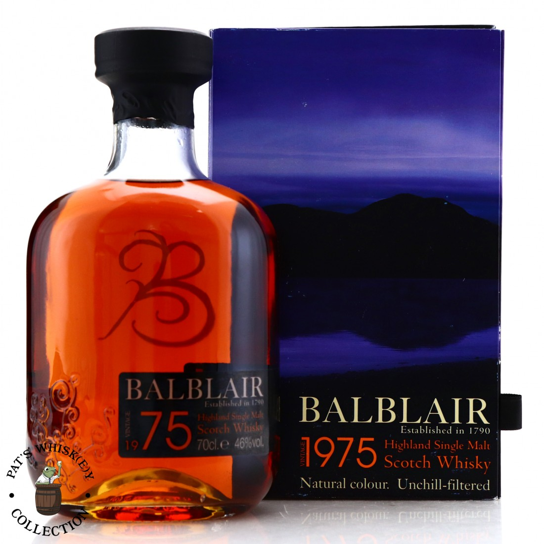 Balblair 1975 1st Release