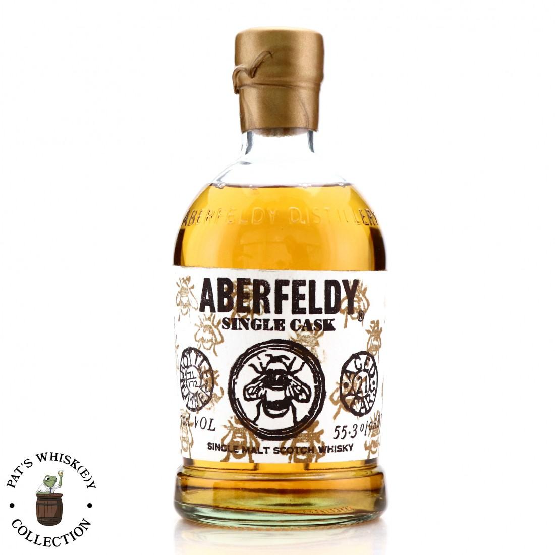 Aberfeldy 21 Year Old Single Cask / Aberfeldy Festival 2012