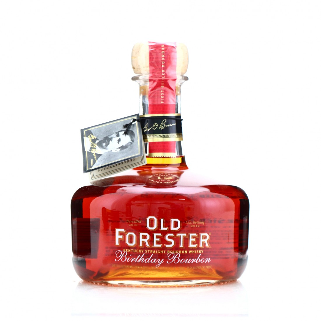 Old Forester 2000 Birthday Bourbon 2012 Release
