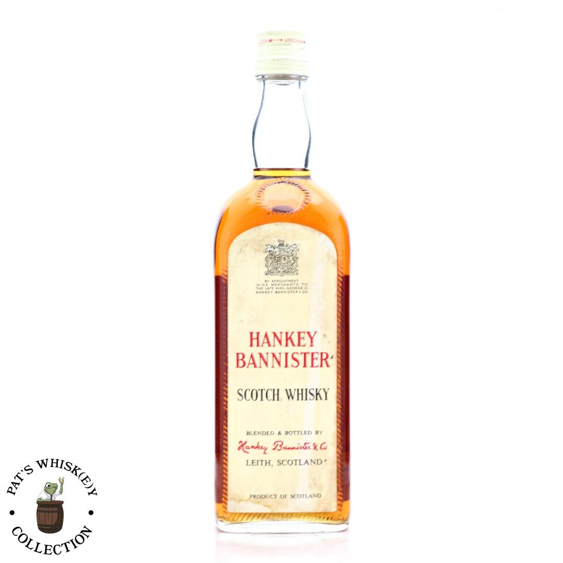 Hankey Bannister 1950s/60s