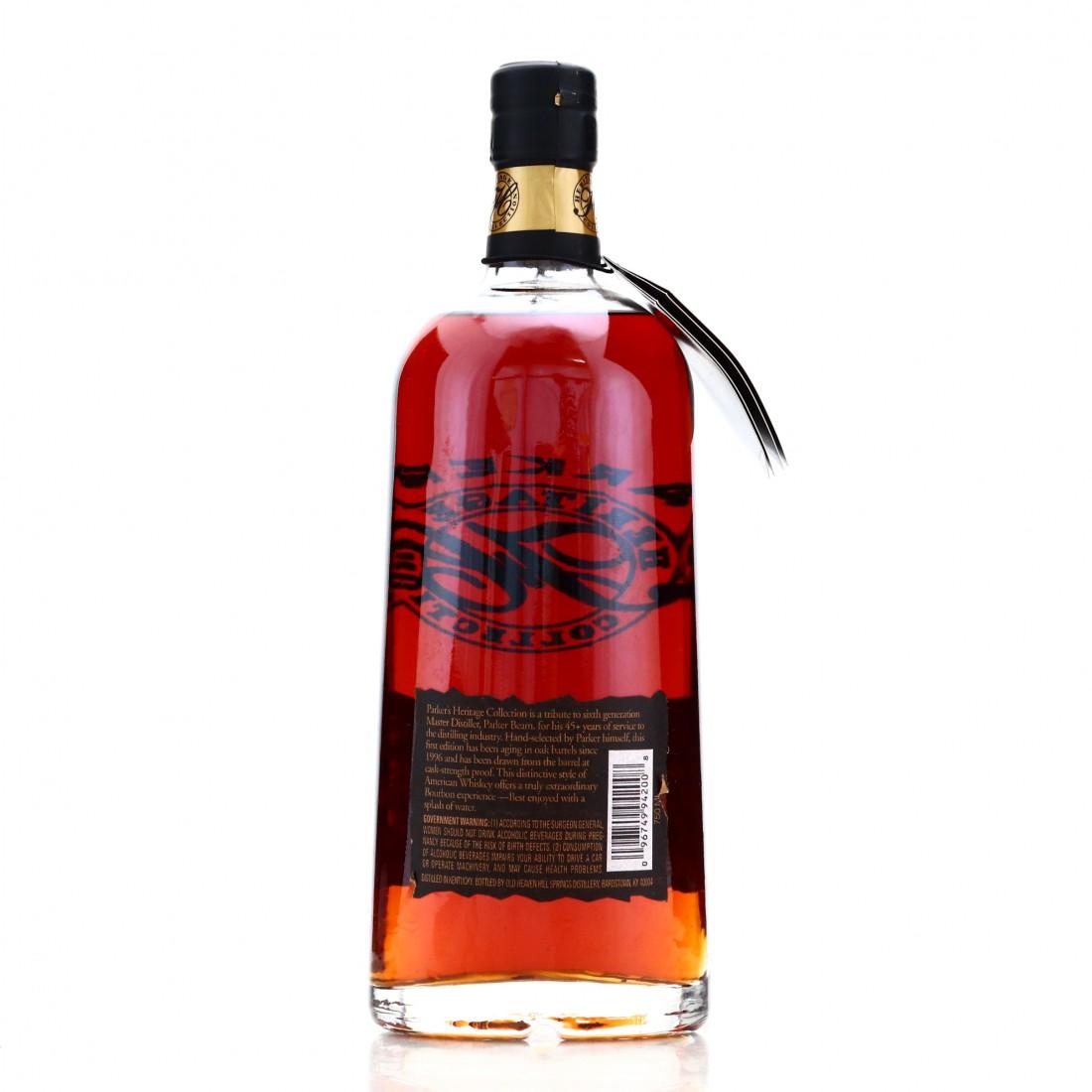 Parker's Heritage Collection Cask Strength Bourbon