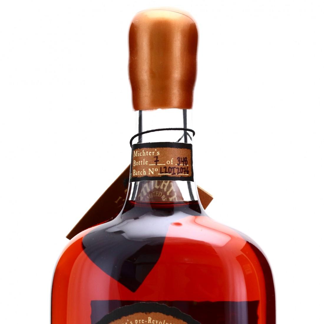 Michter's 25 Year Old Kentucky Straight Bourbon 2020 70cl