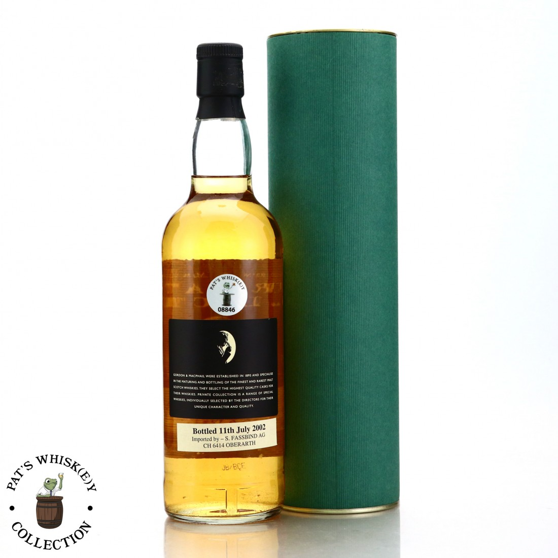 Caol Ila 1965 Gordon and MacPhail 36 Year Old Private Collection