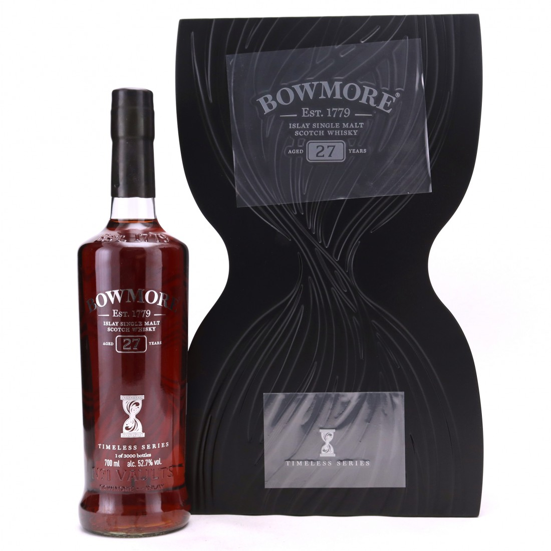 Bowmore 27 Year Old Timeless Series