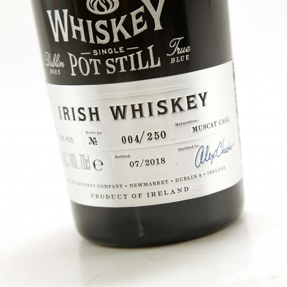 Teeling Celebratory Single Pot Still Whiskey / Bottle #004