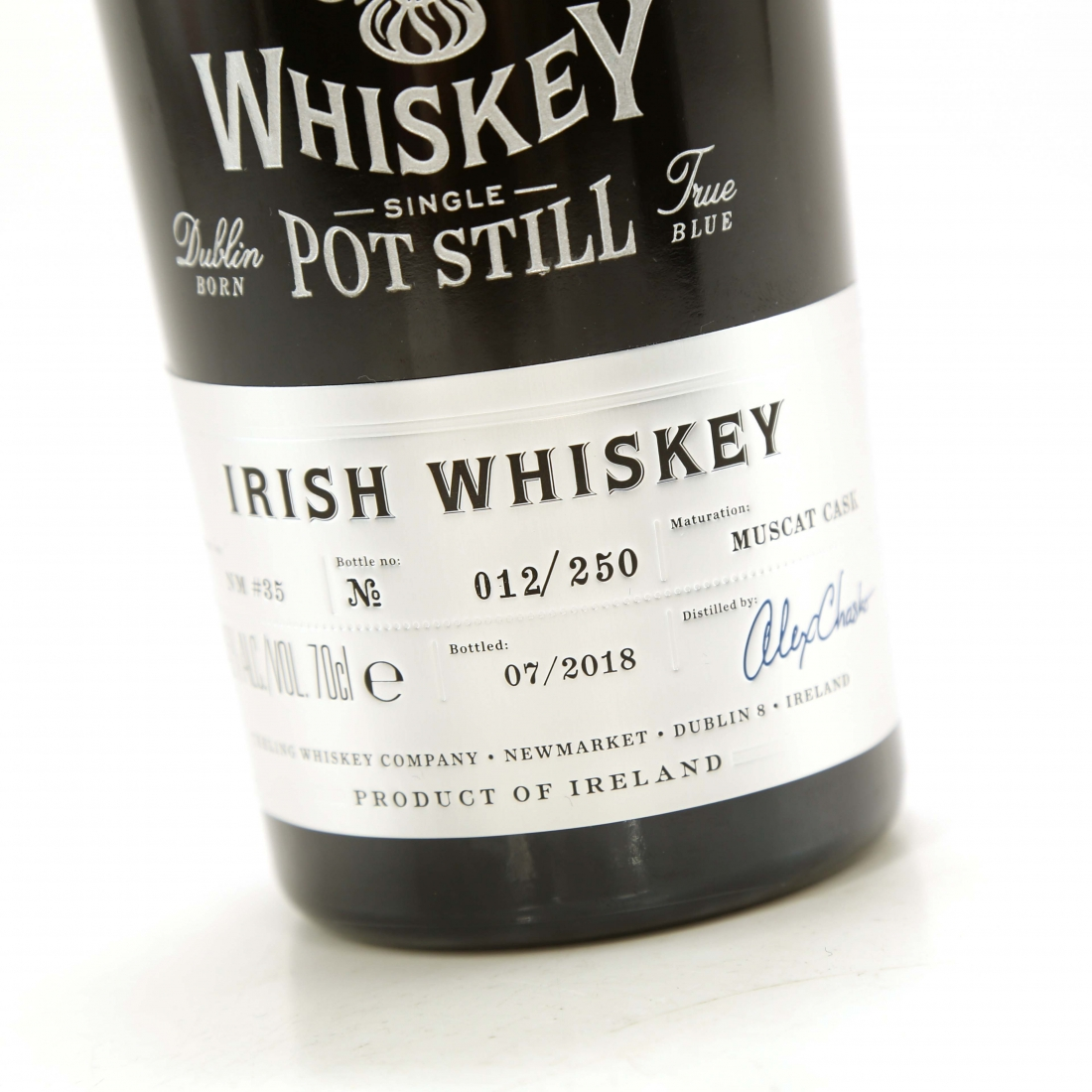 Teeling Celebratory Single Pot Still Whiskey / Bottle #012