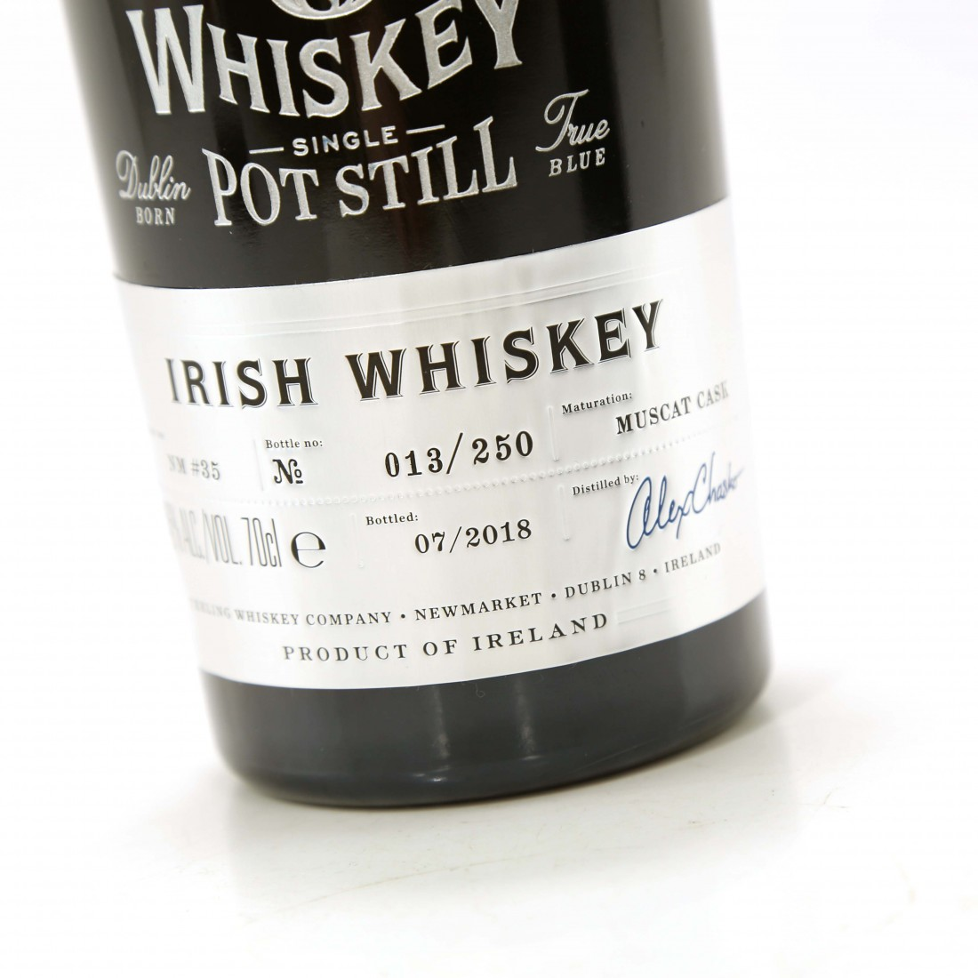 Teeling Celebratory Single Pot Still Whiskey / Bottle #013