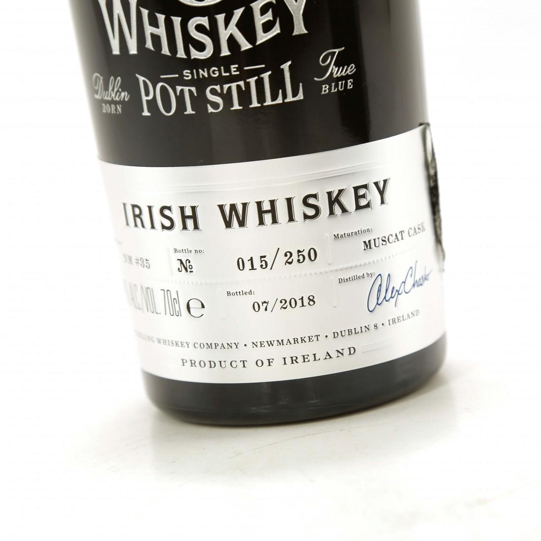 Teeling Celebratory Single Pot Still Whiskey / Bottle #015