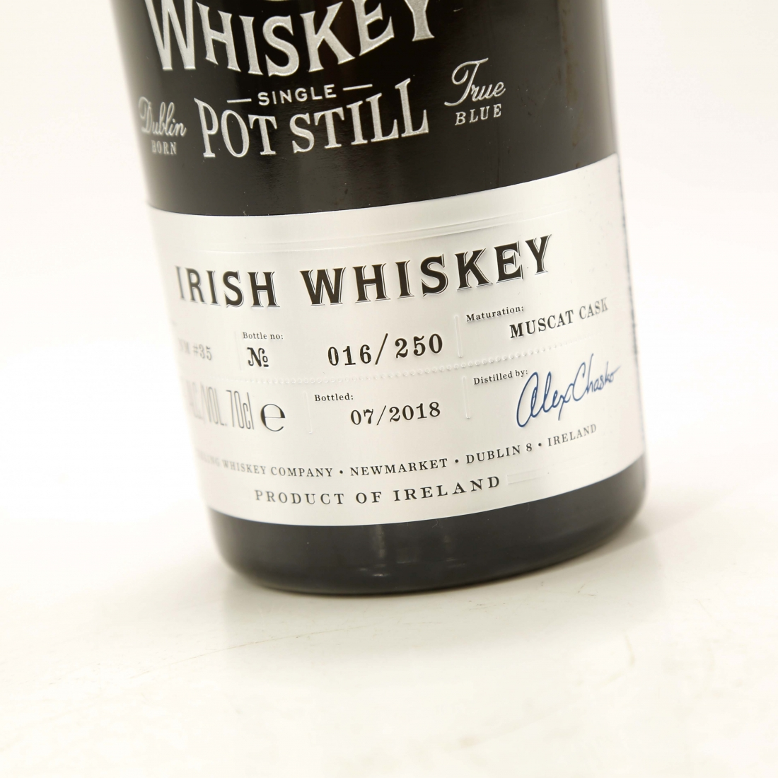 Teeling Celebratory Single Pot Still Whiskey / Bottle #016