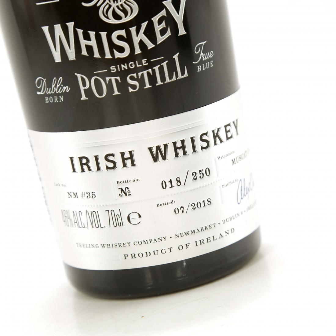 Teeling Celebratory Single Pot Still Whiskey / Bottle #018