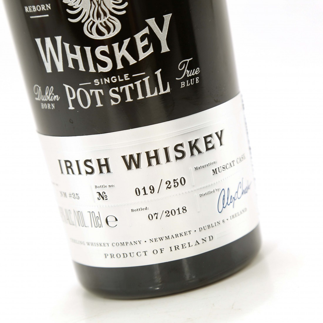 Teeling Celebratory Single Pot Still Whiskey / Bottle #019