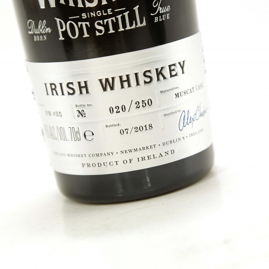 Teeling Celebratory Single Pot Still Whiskey / Bottle #020