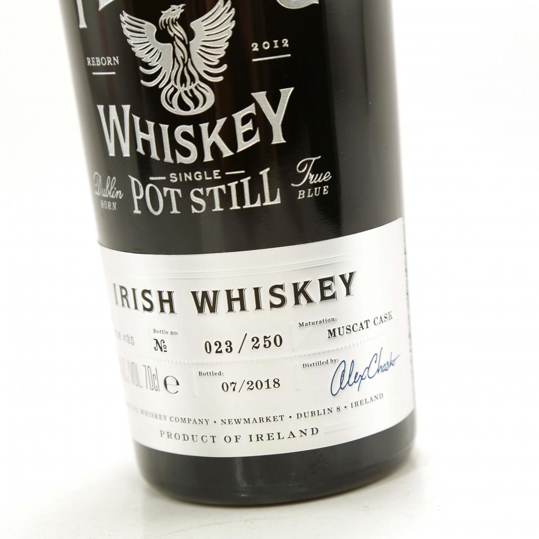 Teeling Celebratory Single Pot Still Whiskey / Bottle #023