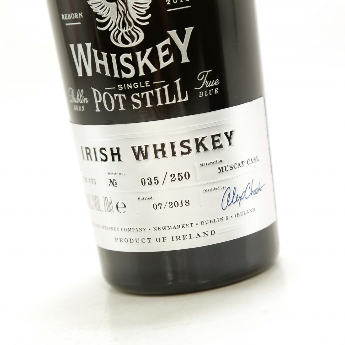Teeling Celebratory Single Pot Still Whiskey / Bottle #035