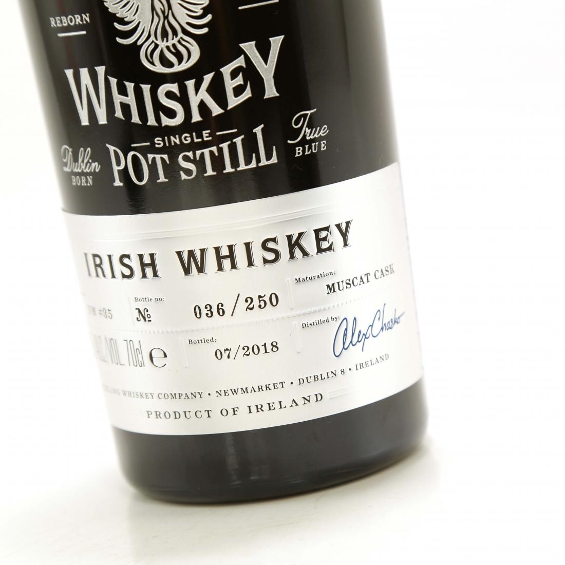 Teeling Celebratory Single Pot Still Whiskey / Bottle #036