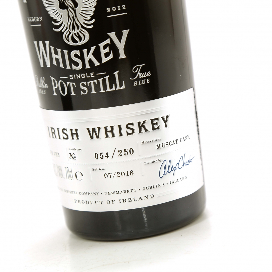 Teeling Celebratory Single Pot Still Whiskey / Bottle #054