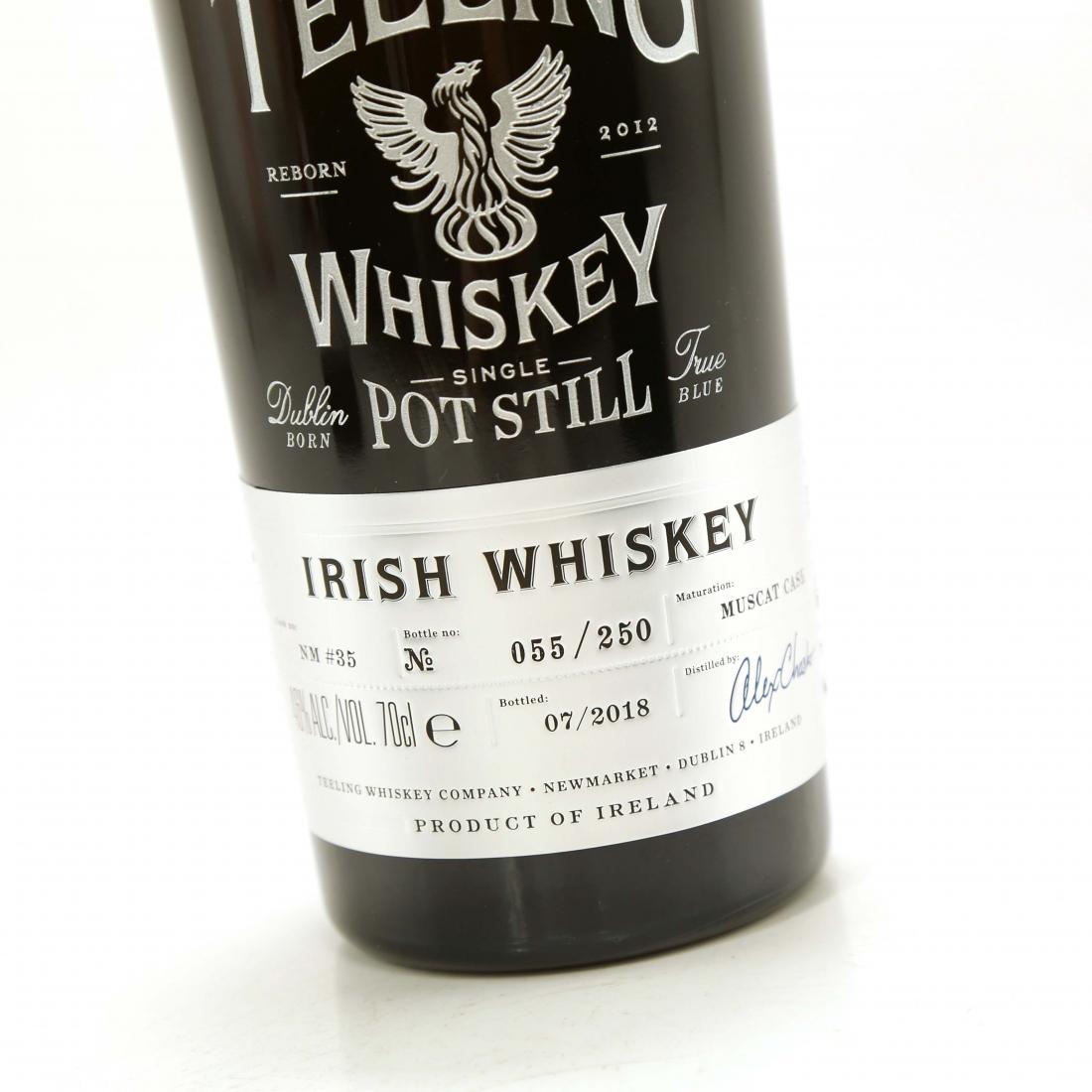 Teeling Celebratory Single Pot Still Whiskey / Bottle #055