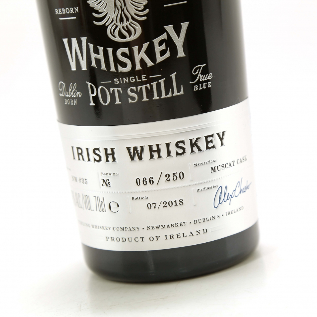 Teeling Celebratory Single Pot Still Whiskey / Bottle #066