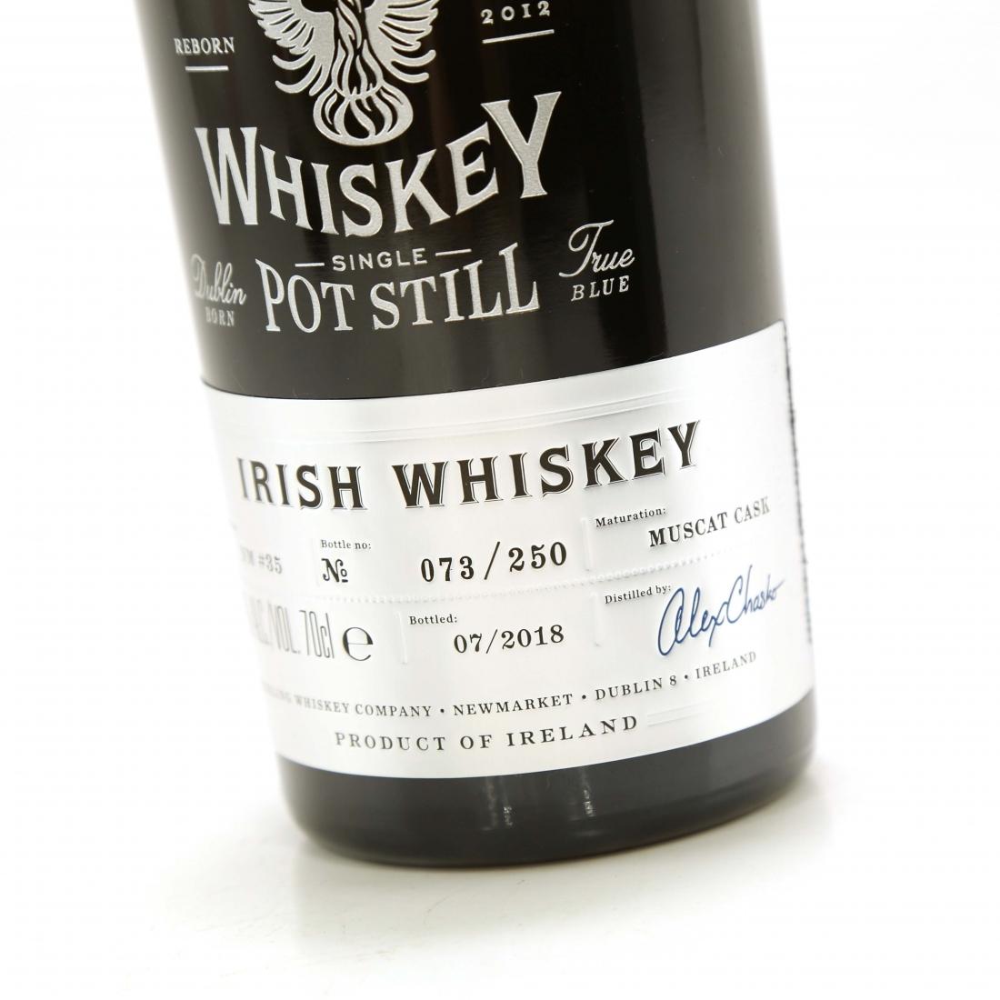 Teeling Celebratory Single Pot Still Whiskey / Bottle #073