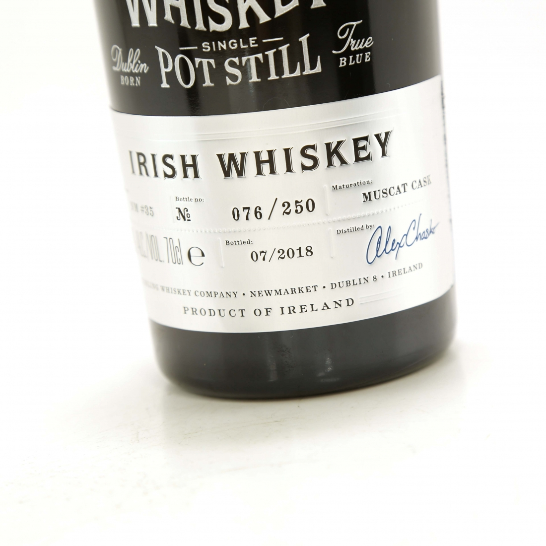 Teeling Celebratory Single Pot Still Whiskey / Bottle #076
