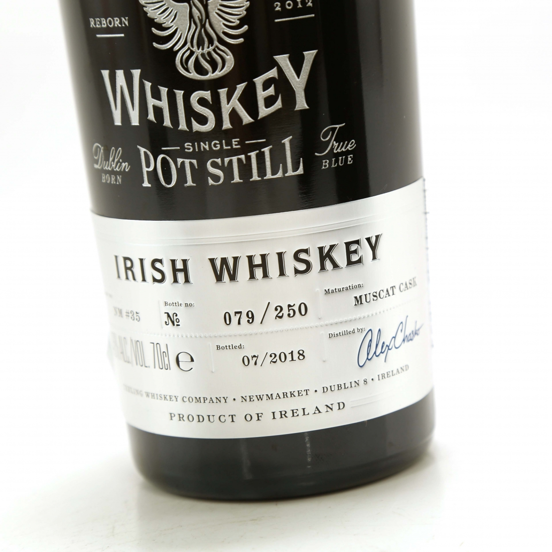 Teeling Celebratory Single Pot Still Whiskey / Bottle #079