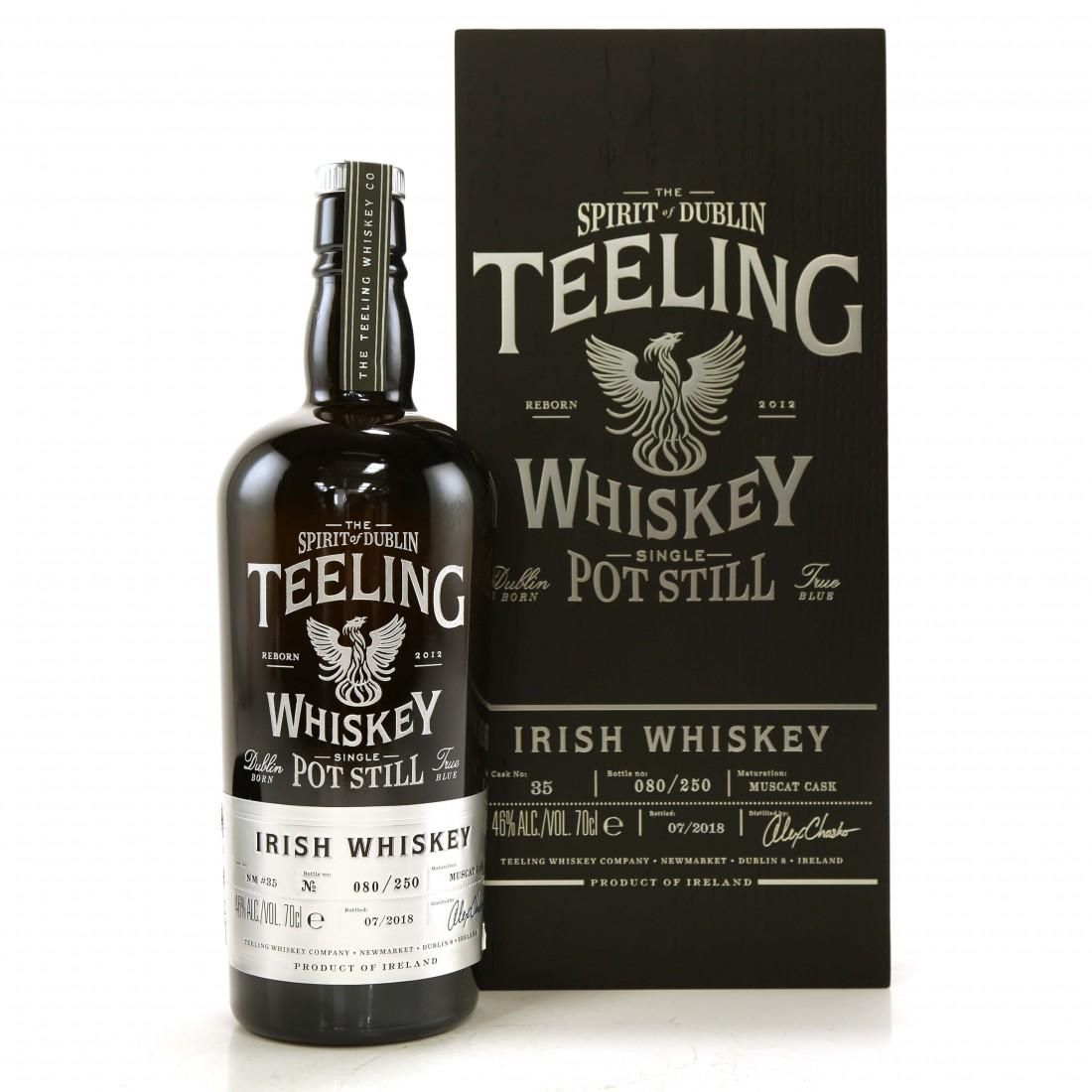 Teeling Celebratory Single Pot Still Whiskey / Bottle #080