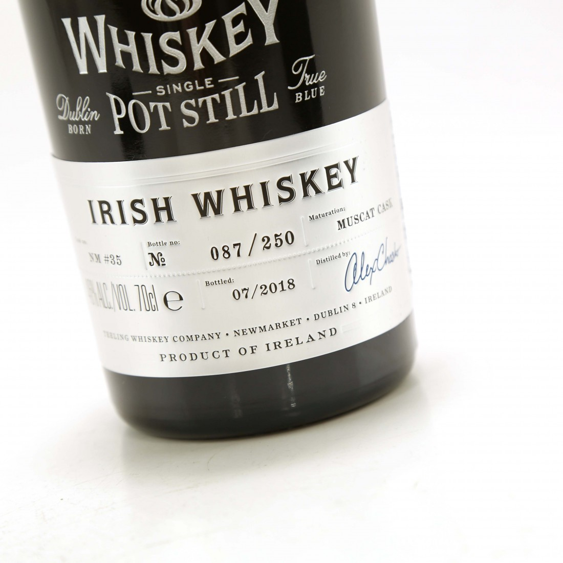 Teeling Celebratory Single Pot Still Whiskey / Bottle #087