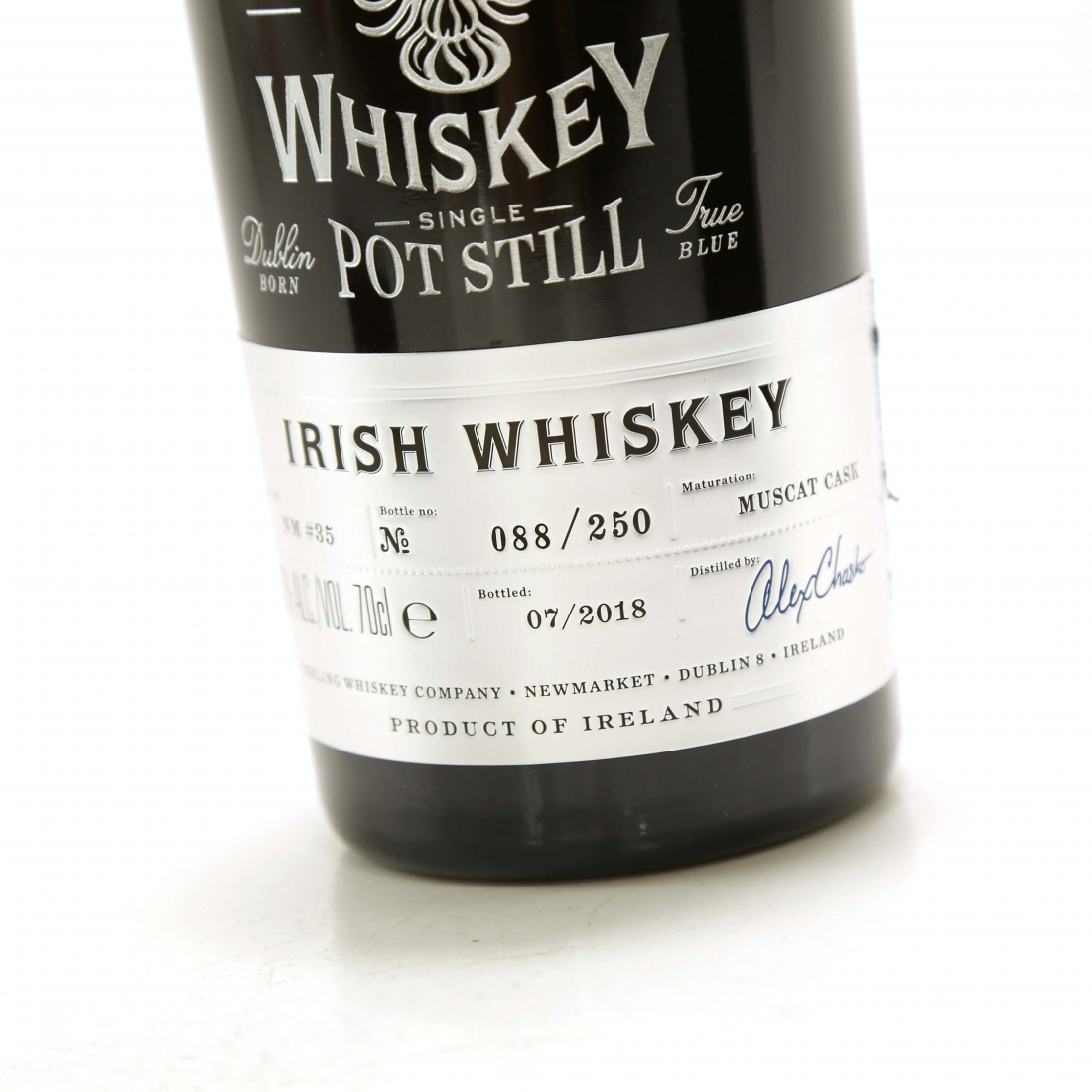 Teeling Celebratory Single Pot Still Whiskey / Bottle #088